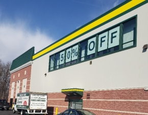 Image of SELF STORAGE ZONE - BROOKS DRIVE Facility at 2121 Brooks Drive  District Heights, MD