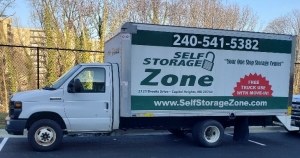 Image of SELF STORAGE ZONE - BROOKS DRIVE Facility on 2121 Brooks Drive  in District Heights, MD - View 4