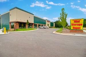 Image of Mini Storage Depot - Hixson Facility at 6486 Hixson Pike  Chattanooga, TN