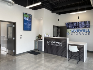 Image of LiveWell Storage Facility on 225 North Monroe Street  in Olathe, KS - View 3