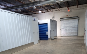 Image of AAA Climate Control Storage - 510 West First Street, Lowell, North Carolina Facility on 510 West 1st Street  in Lowell, NC - View 2