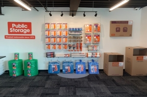 Image of Public Storage - Durham - 1003 E NC Hwy 54 Facility on 1003 E NC Hwy 54  in Durham, NC - View 3