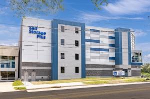 Image of Self Storage Plus - Blair Rd Facility on 5901 Blair Road Northwest  in Washington, DC - View 2