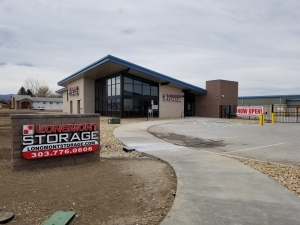 Image of Longmont Storage Facility on 3026 Nelson Road  in Longmont, CO - View 2