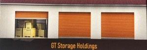 Image of GT Storage Holdings Facility on 2540 South Grand Traverse Street  in Flint, MI - View 2