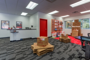 Image of CubeSmart Self Storage - FL Weston North Park Drive Facility on 1500 North Park Drive  in Weston, FL - View 4