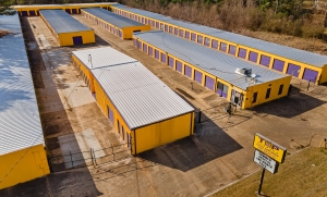 Image of Top Storage - Shreveport Facility on 4812 Monkhouse Drive  in Shreveport, LA - View 2