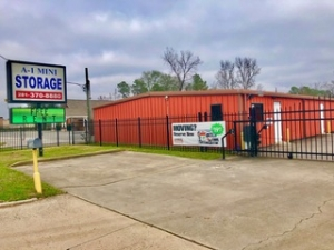Image of A1 Mini Storage Facility at 17536 Stuebner Airline Road  Spring, TX