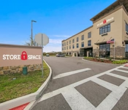 Image of Store Space Self Storage - #1047 Facility at 4912 South John Young Parkway  Orlando, FL