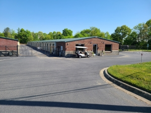 Image of Afton Self Storage Facility at 6380 Poplar Tent Road  Concord, NC