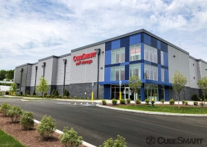 Image of CubeSmart Self Storage - RI Johnston Plainfield Facility at 1765 Plainfield Pike  Johnston, RI