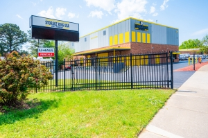 Image of Storage King USA - 085 - Raleigh, NC - Wadford Drive Facility at 8740 Wadford Drive  Raleigh, NC