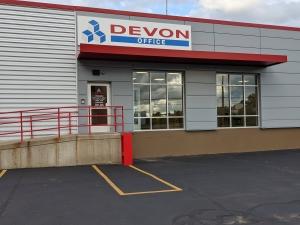 Image of Devon Self Storage - DBA Facility on 1400 Buchanan Avenue Southwest  in Grand Rapids, MI - View 2