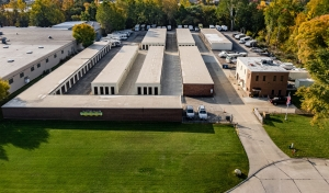 Image of North Royalton Discount Storage Facility on 10001 York-Theta Drive  in North Royalton, OH - View 2