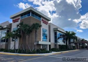 Image of CubeSmart Self Storage - FL Palm Beach Gardens Riverside Facility at 10400 Riverside Drive  Palm Beach Gardens, FL