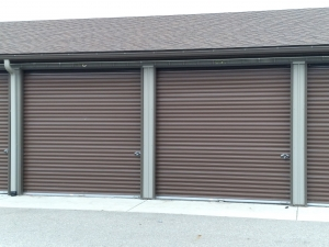 Image of Big Brown Storage Facility on 6800 English Avenue Northeast  in Belmont, MI - View 2