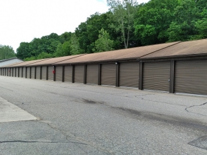 Image of Big Brown Storage Facility on 6800 English Avenue Northeast  in Belmont, MI - View 3