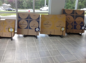 Image of Life Storage - Niceville - 1850 John Sims Parkway Facility at 1850 John Sims Parkway  Niceville, FL