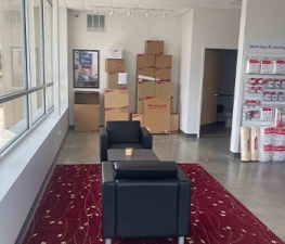 Image of Store Space Self Storage - #1061 Facility on 3927 Brown Park Drive  in Hilliard, OH - View 3