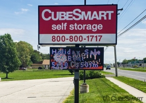 Image of CubeSmart Self Storage - NJ Williamstown N Black Horse Pike Facility at 640 North Black Horse Pike  Monroe, NJ