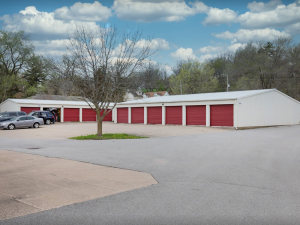 Image of Storage Rentals of America - Bettendorf - Valley Dr. Facility at 5507 Valley Drive  Bettendorf, IA