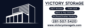 Image of Victory Storage Facility at 121 Renfro-Burford Road  Fresno, TX