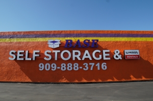 Image of Base Self Storage Facility on 1718 West Base Line Street  in San Bernardino, CA - View 3
