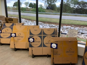 Image of Life Storage - Huntsville - 2062 Blake Bottom Road Northwest Facility on 2062 Blake Bottom Road Northwest  in Huntsville, AL - View 2