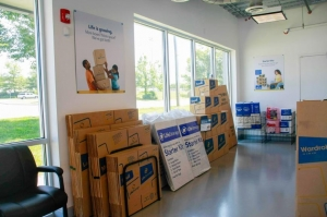 Image of Life Storage - Greenville - 401 Dunbar Street Facility on 401 Dunbar Street  in Greenville, SC - View 4