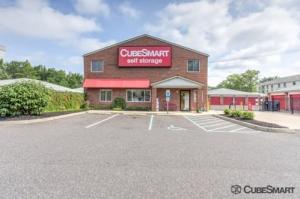 Image of CubeSmart Self Storage - Cherry Hill - 1820 Frontage Rd Facility at 1820 Frontage Rd  Cherry Hill, NJ