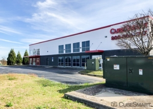 Image of CubeSmart Self Storage - Duluth - 3494 Gwinnett Place Dr Facility at 3494 Gwinnett Place Dr  Duluth, GA
