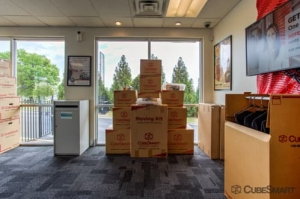 Image of CubeSmart Self Storage - Duluth - 3494 Gwinnett Place Dr Facility on 3494 Gwinnett Place Dr  in Duluth, GA - View 4
