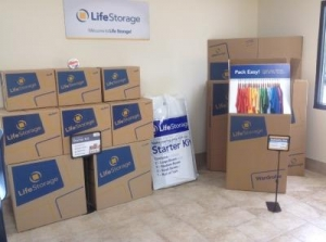 Image of Life Storage - Greensboro - South Holden Road Facility on 3511 S Holden Rd  in Greensboro, NC - View 3