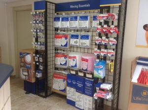 Image of Life Storage - Raleigh - McNeill Street Facility on 2701 McNeill St  in Raleigh, NC - View 2