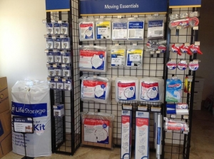 Image of Life Storage - Raleigh - South Wilmington Street Facility on 2401 S Wilmington St  in Raleigh, NC - View 3