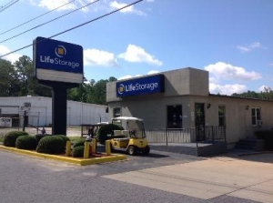 Life Storage - Columbia - Bush River Road