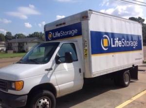 Image of Life Storage - Jackson - McDowell Road Facility on 2947 McDowell Road Ext  in Jackson, MS - View 3