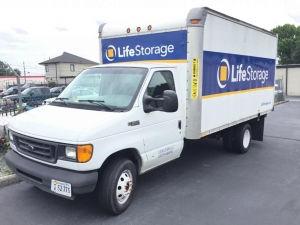 Image of Life Storage - Richmond - Bentley Street Facility on 1210 Bentley St  in Richmond, VA - View 2