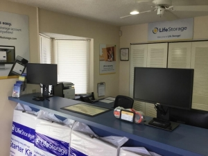 Image of Life Storage - Tampa - West Waters Avenue Facility at 7550 W Waters Ave  Tampa, FL
