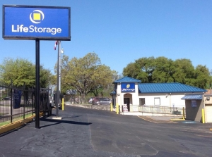Image of Life Storage - Universal City Facility on 2500 Pat Booker Rd  in Universal City, TX - View 2