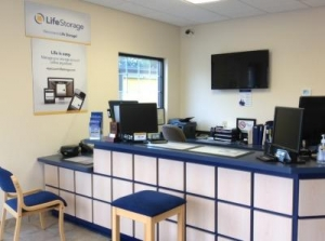 Image of Life Storage - Greensboro - Hilltop Road Facility on 4207 Hilltop Rd  in Greensboro, NC - View 2