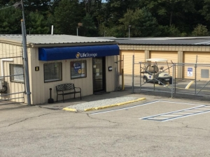 Image of Life Storage - Northbridge Facility on 872 Church Street Ext  in Northbridge, MA - View 2