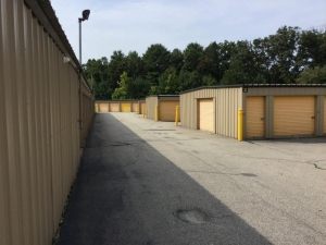 Image of Life Storage - Northbridge Facility on 872 Church Street Ext  in Northbridge, MA - View 4