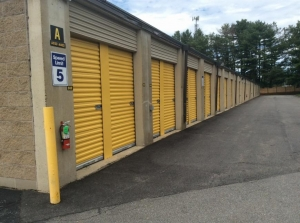Image of Life Storage - Salem - South Policy Street Facility on 134 S Policy St  in Salem, NH - View 2