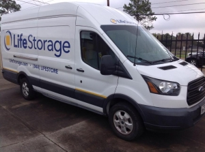 Image of Life Storage - Katy - North Fry Road Facility on 3433 N Fry Rd  in Katy, TX - View 4