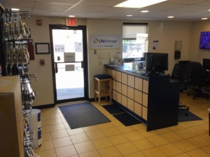 Image of Life Storage - West Warwick Facility at 5 James P Murphy Ind Hwy  West Warwick, RI