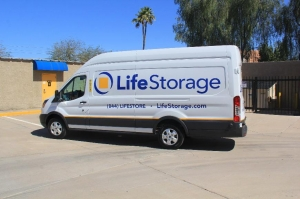 Image of Life Storage - Mesa - West Broadway Road Facility on 545 W Broadway Rd  in Mesa, AZ - View 2