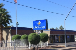 Image of Life Storage - Mesa - West Broadway Road Facility on 545 W Broadway Rd  in Mesa, AZ - View 3