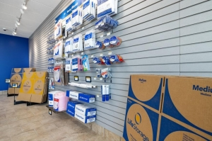 Image of Life Storage - Seabrook Facility on 3400 Bayport Blvd  in Seabrook, TX - View 2