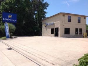 Image of Life Storage - Pinehurst Facility at 32777 TX-249  Pinehurst, TX